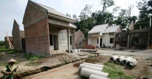 Per Mei 2018, pemerintah bangun 335 ribu rumah baru