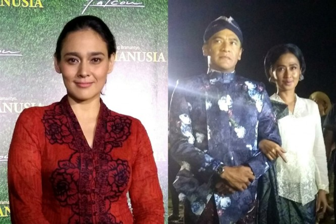 Sha Ine Febriyanti dan Ayu Laksmi Bukan Kandidat Aktris Baru bagi Bumi Manusia (Foto: Medcom/Purba)