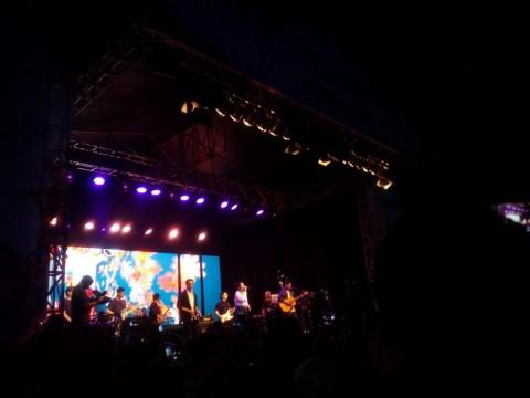 Afgan, Isyana, dan Rendy Pandugo Semarakkan Panggung Ramadan Jazz 2018