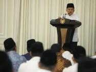 JK Minta Lingkungan Masjid Bentengi Diri dari Ideologi Radikal