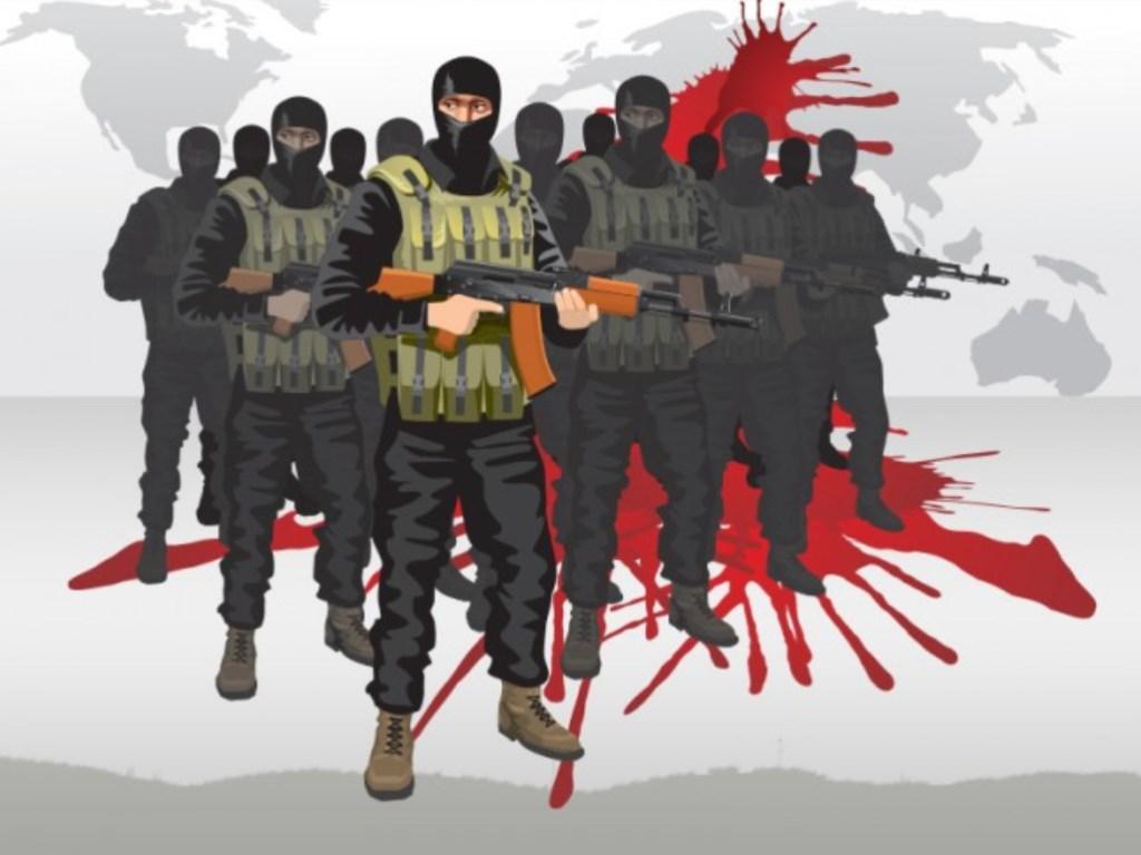 Ilustrasi terorisme. (Foto: Medcom.id/Mohammad Rizal).