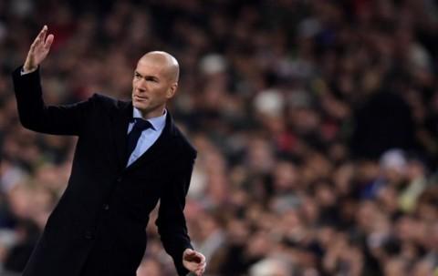 Zidane Tegaskan Madrid Bukan Favorit Juara