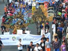 Pembukaan Asian Games Libatkan 90% Anak Bangsa