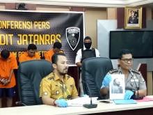 Subdit Jatanras Ungkap Pelaku Pembobolan Kantor Pegadaian