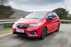 Honda Siapkan Jazz jadi Basis Mobil Listrik