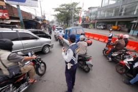 500 Personel Dishub Bekasi Atur Lalin saat Mudik