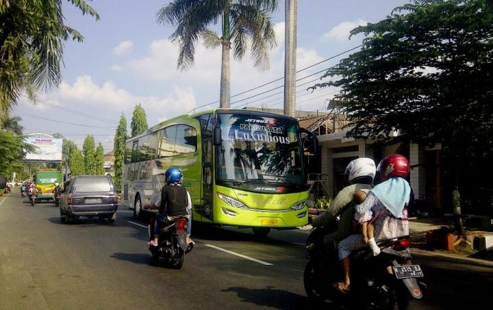 Tujuh Titik Rawan Macet di Jalur Jepara – Kudus saat Mudik