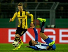 Reus: Favre Pelatih Terbaik untuk Saya