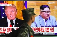 Korsel Senang Peluang Pertemuan Trump-Kim kembali Hidup