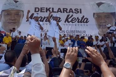 Mantra-Kerta Targetkan Kebahagiaan Masyarakat Bali 5 Besar Nasional