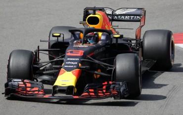 Ricciardo tak Terbendung di Sesi Latihan Bebas GP Monaco