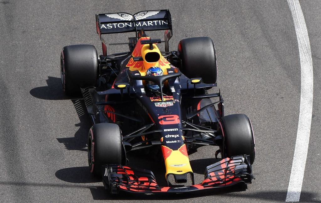 Daniel Ricciardo (Foto: AFP/Boris Horvat)