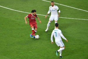 Salah Cedera, Madrid - Liverpool Masih Imbang