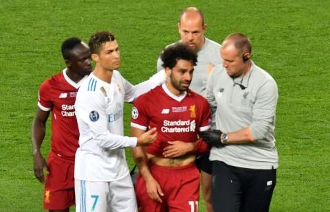 Mohamed Salah Terancam Absen di Piala Dunia 2018