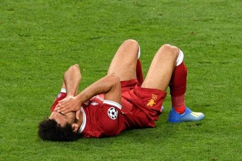 Cedera Mohamed Salah jadi Mimpi Buruk Mesir