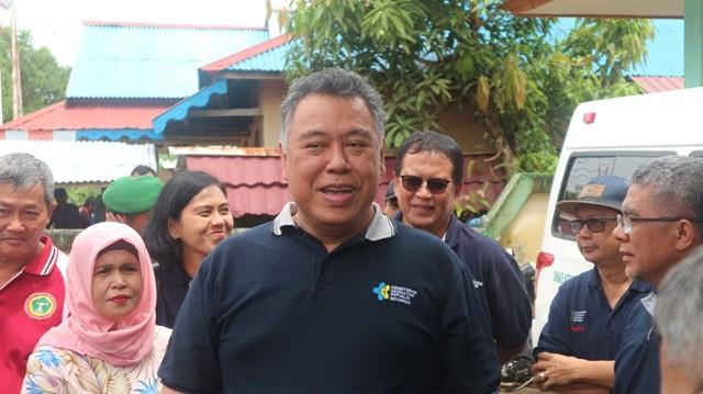 Sekretaris Jenderal Kementerian Kesehatan Untung Suseno Sutarjo. Foto: Dheri Agriesta/Medcom.id