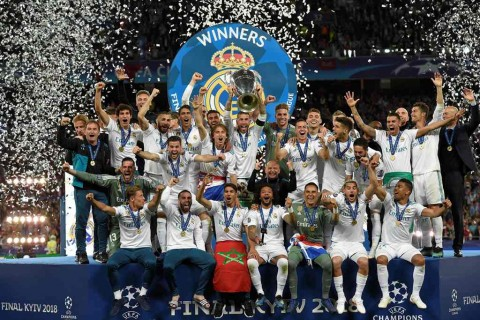 Real Madrid Kian Sulit Dikejar