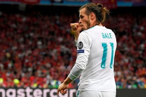 Bale: Itu Gol Terbaik di Final Liga Champions