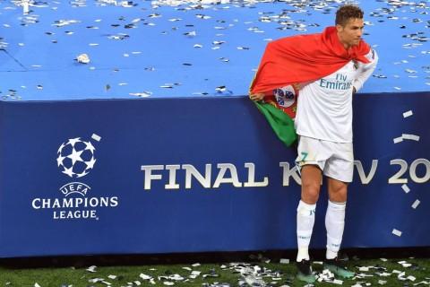 Ronaldo Ucapkan Salam Perpisahan kepada Real Madrid?