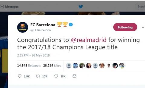 Selamat Real Madrid, Semangat Loris Karius!