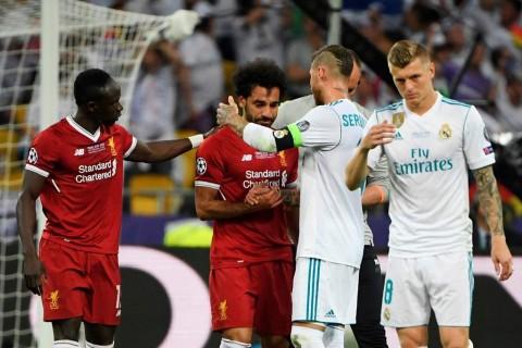 Ramos Mendoakan Mohamed Salah Segera Pulih