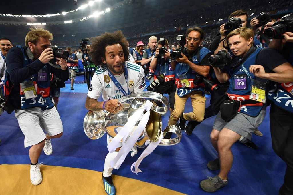 Marcelo (Foto: AFP/FRANCK FIFE)