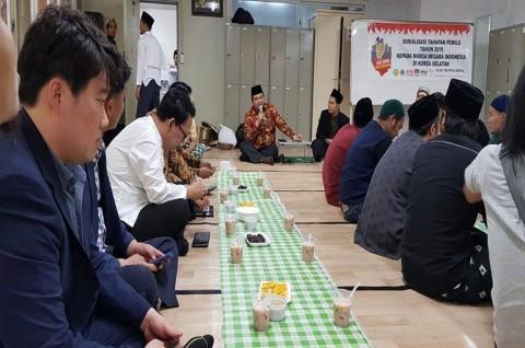 Dubes Umar akan Tindak Tegas Kegiatan Pungli di KBRI Seoul