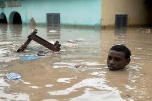 Banjir di Somalia Tewaskan 21 Orang