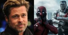 Kisah di Balik Kemunculan Singkat Brad Pitt di Deadpool 2