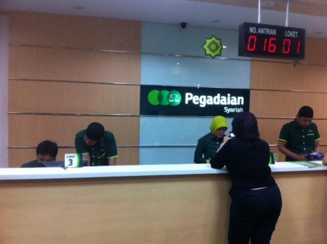 Pegadaian (Medcom/Gervin Purba).