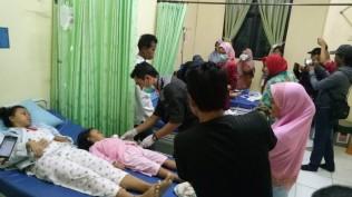 Puluhan Orang Keracunan Keong Sawah di Kota Bogor