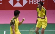 Tundukkan Jepang, Tiongkok Sabet Gelar Thomas Cup 2018