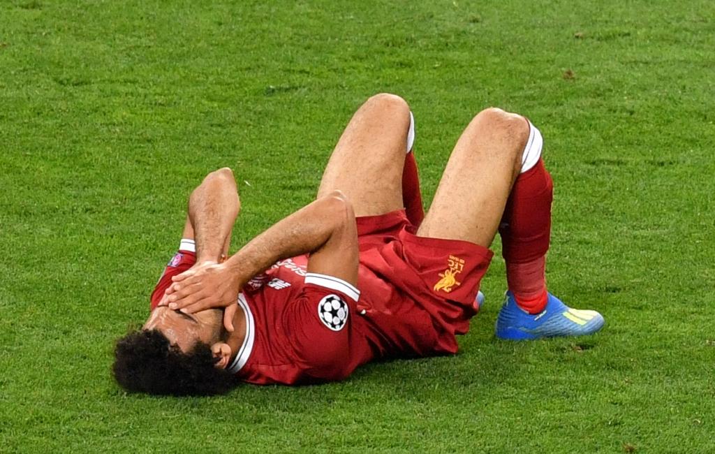 Mohamed Salah (Foto: AFP/Sergei Supinsky)