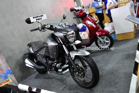 Intip Motor Cruiser Kecil Suzuki Produksi India