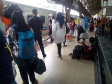 Penumpang Kereta Diusir Karena Mengaku Teman Teroris