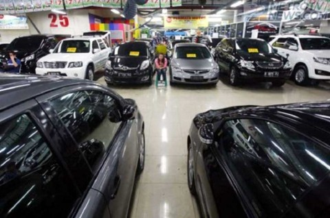 Penjualan Mobil Bekas 'Masih Landai' Jelang Lebaran