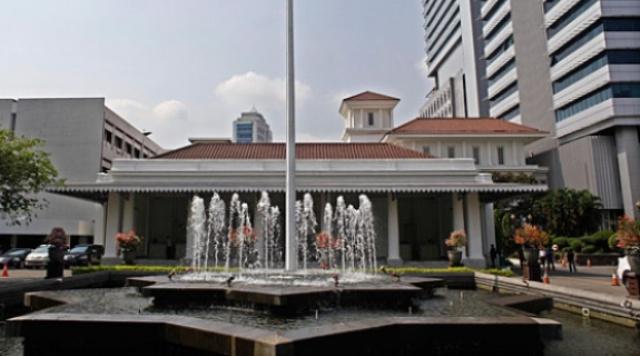 Gedung Balai Kota DKI. (Foto jakarta.go.id)