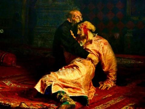 Lukisan Berusia 133 Tahun Dirusak Pria Mabuk