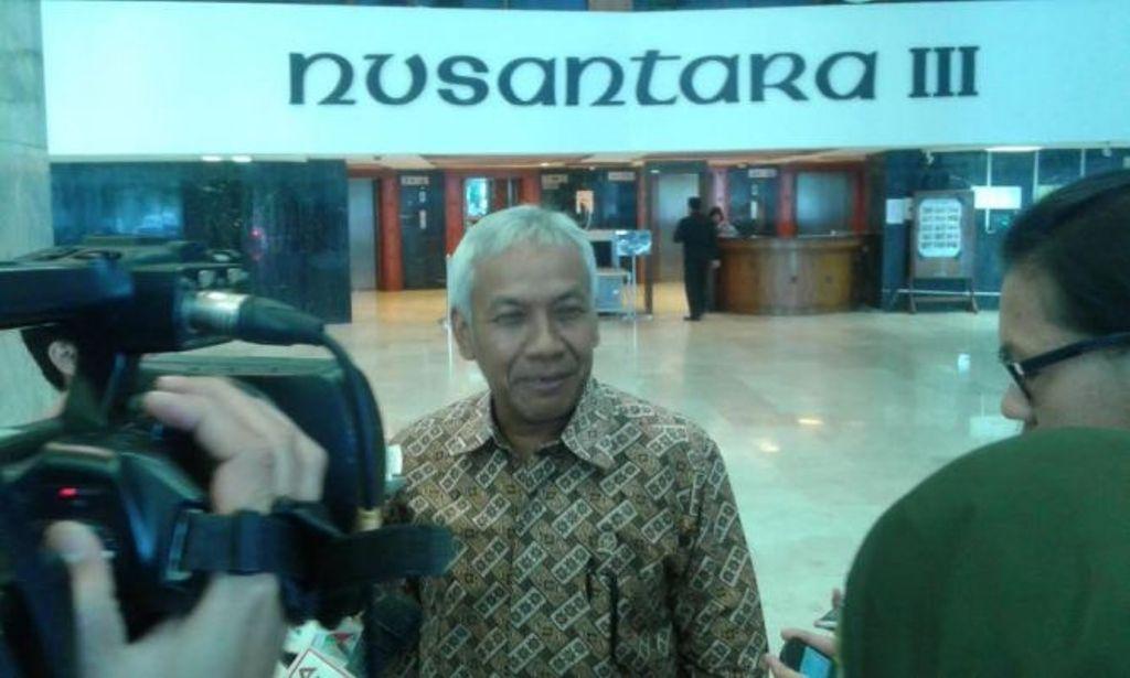 Wakil Ketua DPR Agus Hermanto. Foto: Medcom.id/Hardiat Dani Satria