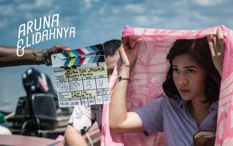 Pengalaman Berkesan Dian Sastro Syuting Film Aruna dan Lidahnya