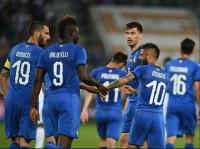 Italia vs Arab Saudi: Balotelli <i>Comeback</i>, Debut Mancini Berakhir Manis