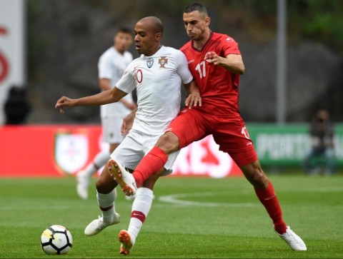 Tanpa Ronaldo Portugal hanya Bermain Imbang dengan Tunisia