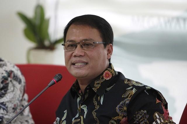 Wakil Ketua MPR, Ahmad Basarah - MI/Rommy Pujianto.