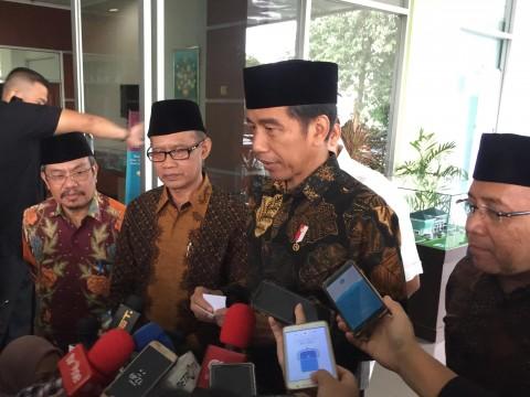 Jokowi Kembali Ingatkan untuk Mengantisipasi Era Digital
