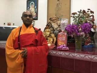 Kepala Vihara Ingatkan Pentingnya Jaga Keharmonisan Umat Beragama