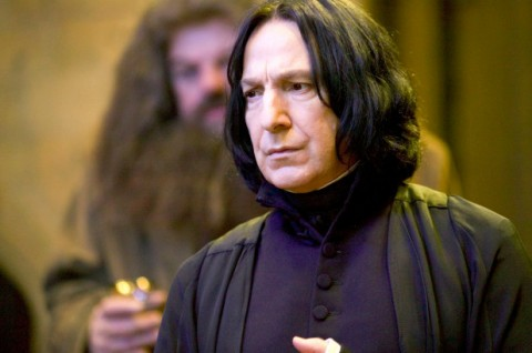 Mendiang Alan Rickman Pernah Frustasi karena Harry Potter