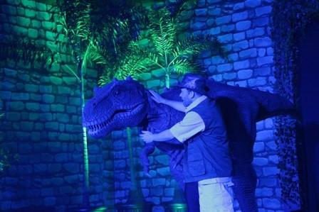 Ajak Anak Mengenal Lebih Dekat Dinosaurus di SMB