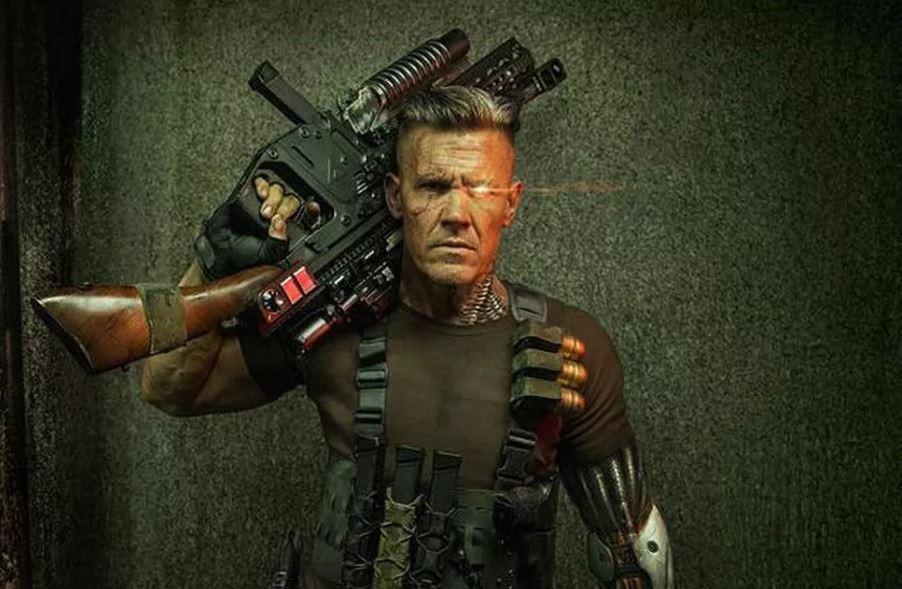 Cable diperankan oleh Josh Brolin dalam Deadpool 2.