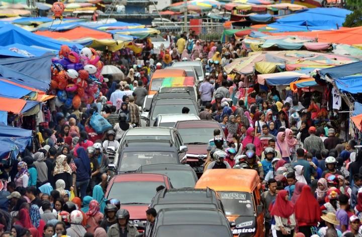 15 Pasar Tradisional di Solo Diprediksi Picu Macet saat Mudik