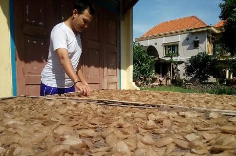 Produksi Krecek Terganjal Kenaikan Harga Tapioka